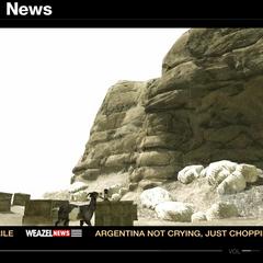 Where Weazel News says