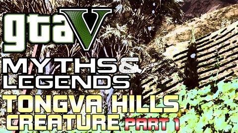 GTA 5 Myths & Legends (60fps) Tongva Hills Creature Part 1