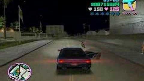 GTA Vice City - Ghost Sanchez