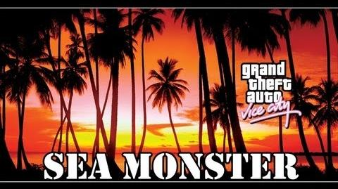 GTA Vice City Myths & Legends -Sea Monster HD-1
