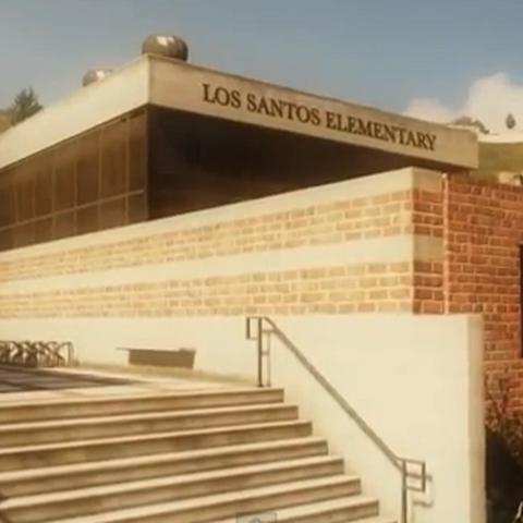 Los Santos Elementary in GTA V.