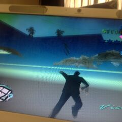 Blue Hell in GTA Vice City.