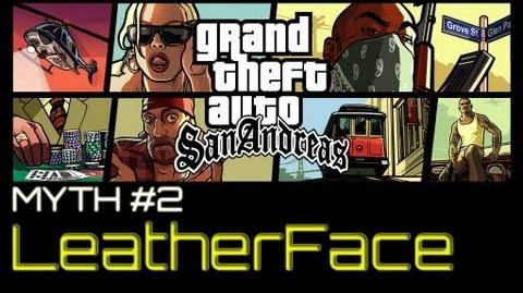 GTA San Andreas Myths & Legends - Leatherface HD