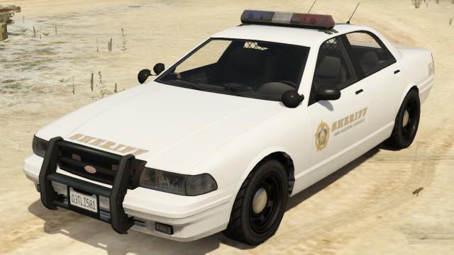 sheriff - Gta 5 Police Cars