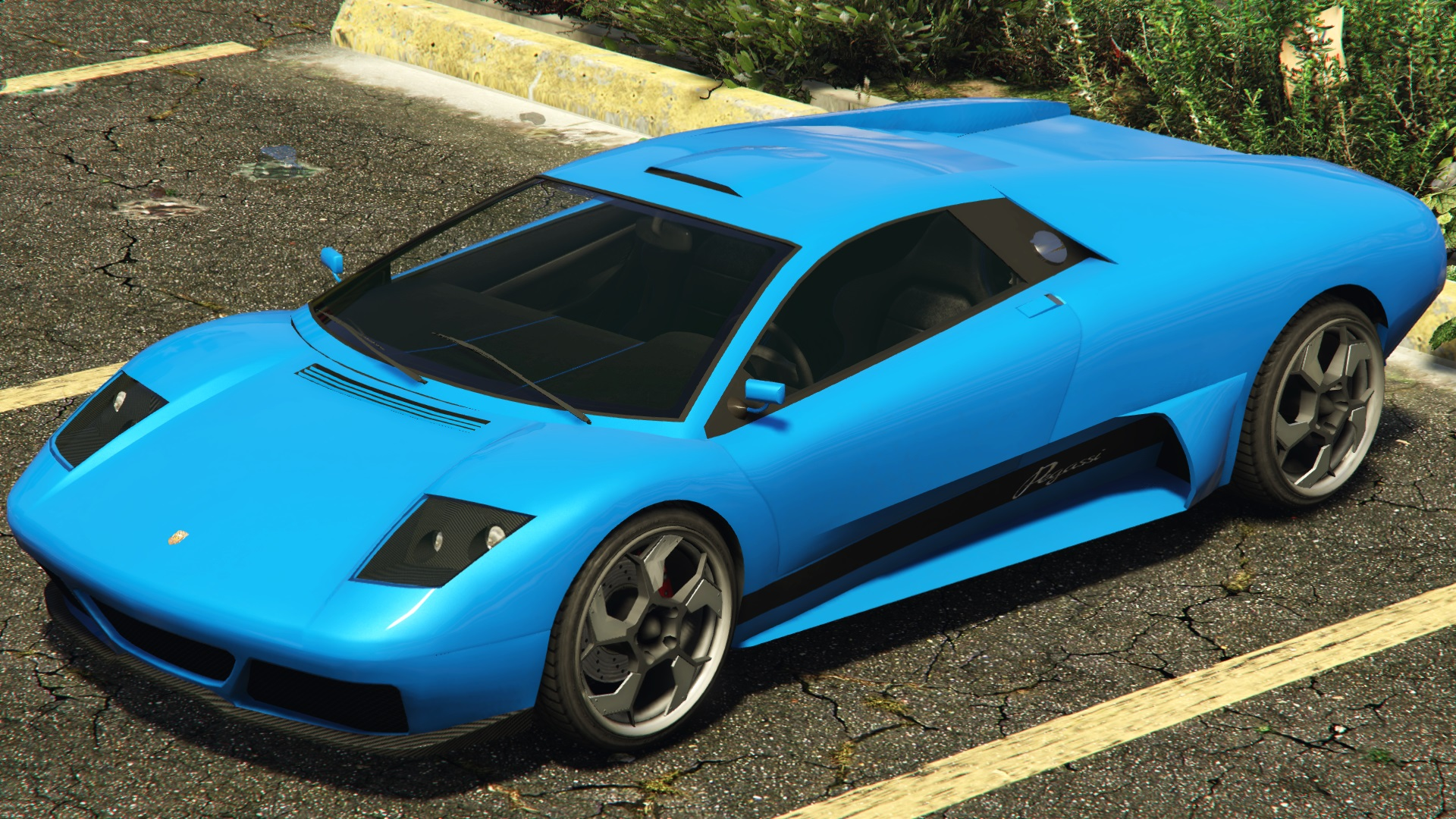 Infernus | Grand Theft Auto - GTA Wiki | FANDOM powered by ...