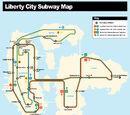 Liberty City Subway