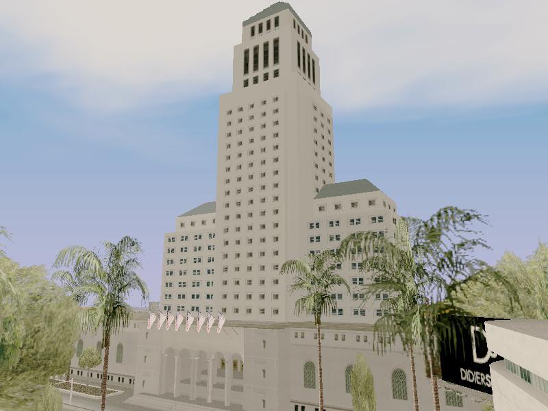 Gametrailers сравнили реальный Лос-Анджелес с Лос