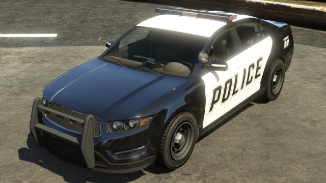 police3 - Gta 5 Police Cars