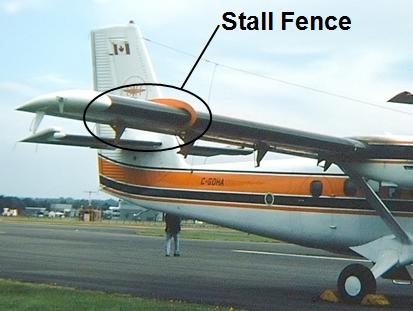 Stall Fences Georgia Tech Fixed Wing Design Class Wiki