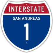 Interstate san andreas 1
