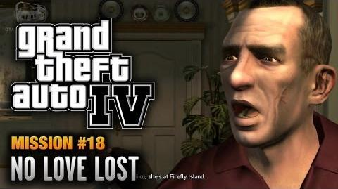 GTA 4 - Mission 18 - No Love Lost (1080p)