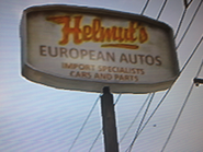 Helmut's sign