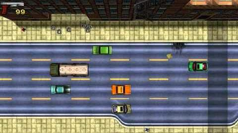 Grand Theft Auto 1 PC Liberty City Chapter 2 - Other Vehicle Mission 3