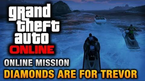 GTA Online - Mission - Diamonds are for Trevor Hard Difficulty