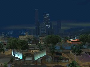 Los Santos Night View