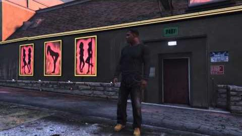 SwitchScenes GTAVe Franklin Drunk but not Drunker