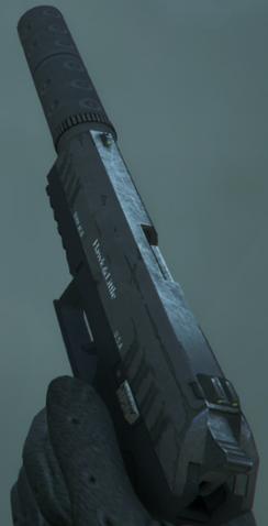 File:Combat Pistol Silencer GTA V.png