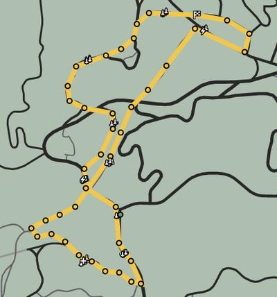 Free Fall GTAO Race Map