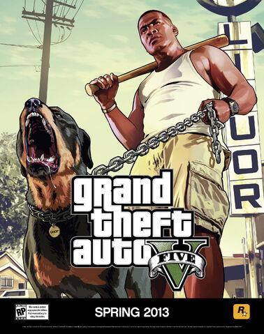 File:GTA V Franklin and Chop.jpg
