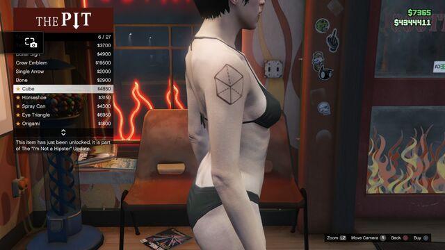 File:Tattoo GTAV-Online Female Right Arm Cube.jpg
