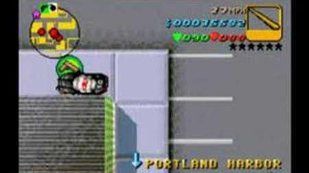 GTA Advance Mission 17 - Pocket Rocket
