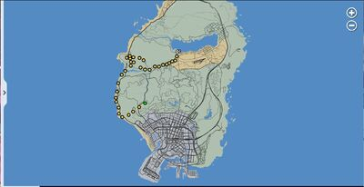 GTAO-VerifiedRace-TheFlyby-Map