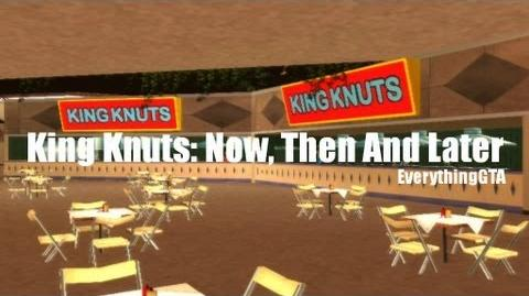 King Knuts Now, Then, And Later