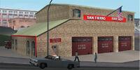 San Fierro Fire Station
