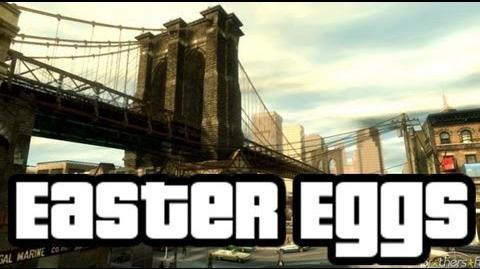 All Grand Theft Auto 4 Easter Eggs