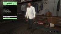 WhiteTuxedo Franklin-GTAV