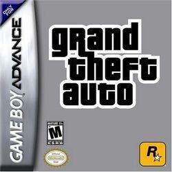 GTA Advance Box Art