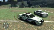 GTAIV中国警车x2