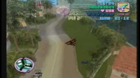 GTA Vice City Top Fun Race 2 - RC Baron Race