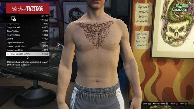 File:Tattoo GTAV Online Male Torso Royal Dagger outline.jpg