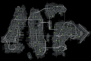 Map carthefts