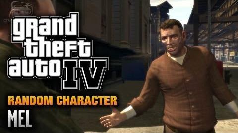 GTA 4 - Random Character 3 - Mel (1080p)