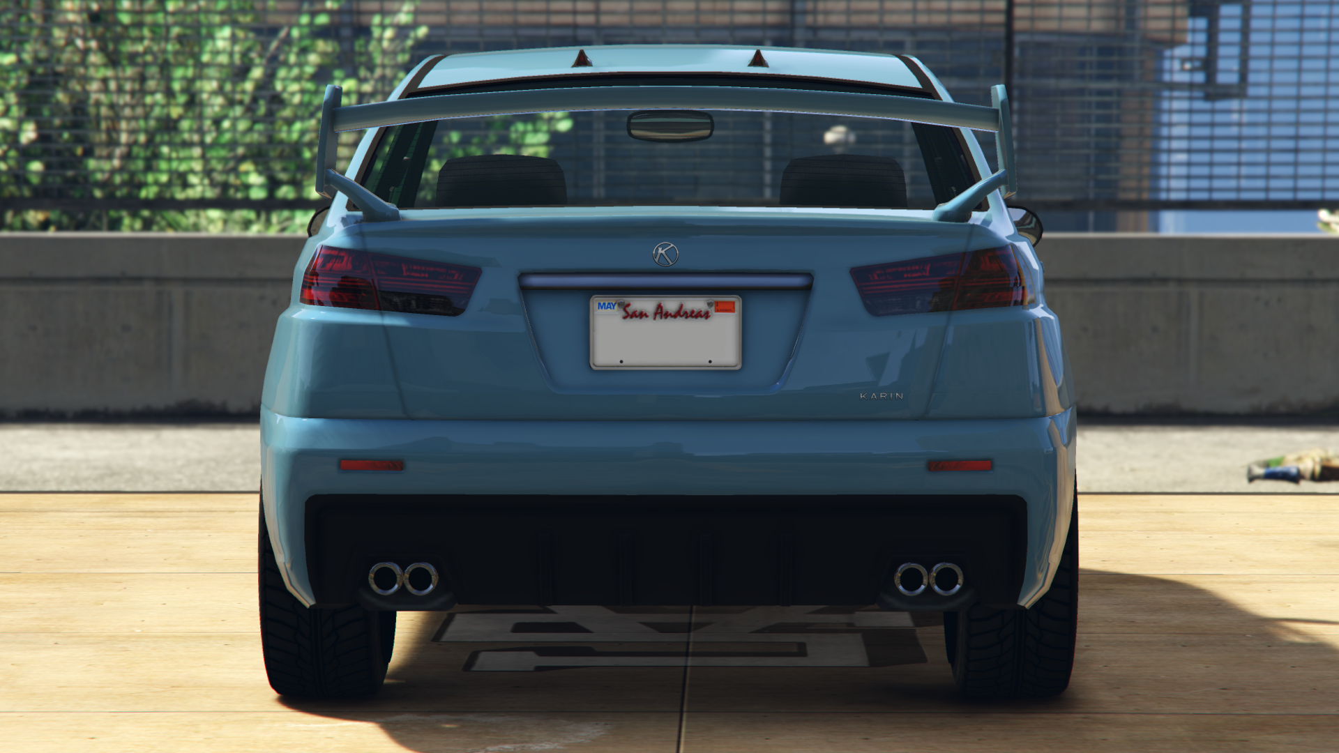 File:Kuruma-GTAO-Rear.png