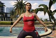 Amanda DeSanta GTAVe Yoga Trailer