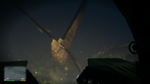 Wreck CargoPlane Zancudo GTAV Tail Close