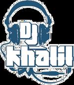 DJKhalil logo