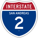 Interstate 2 Shield