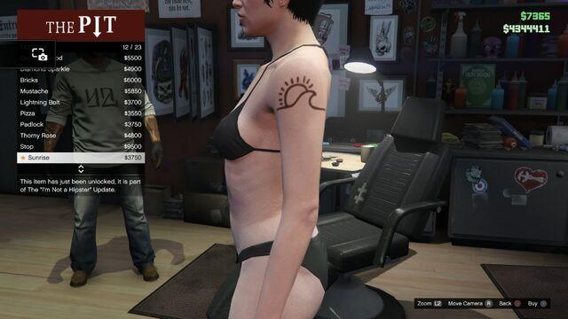 File:Tattoo GTAV-Online Female Left Arm Sunrise.jpg