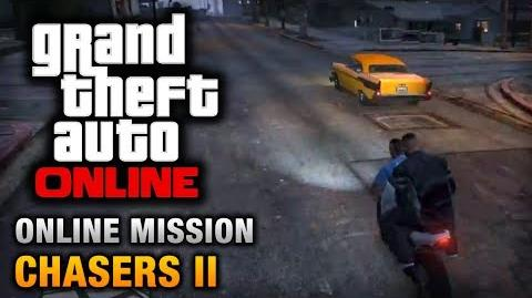 GTA Online - Mission - Chasers II Hard Difficulty