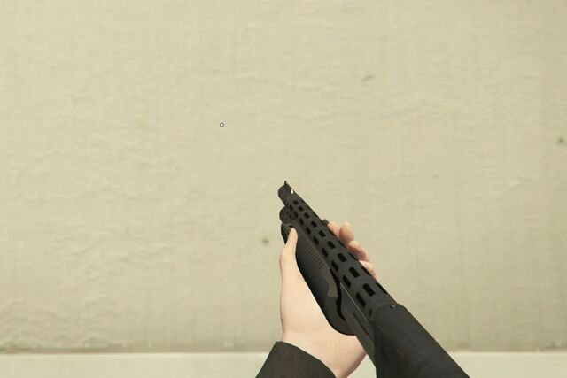 File:Pump Shotgun GTAVe FPS.jpg
