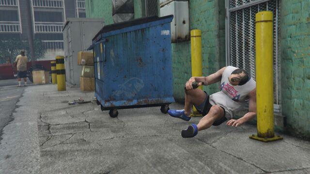 File:Switch Scenes GTAVe Trevor Drunk in an Alleyway.jpg