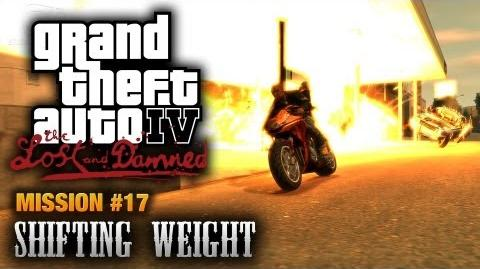 GTA The Lost and Damned - Mission 17 - Shifting Weight (1080p)