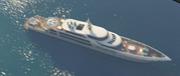 Un-named Superyacht GTAV 8thGen From Dodo Screenshot