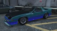 NPC-Modified Ruiner-GTAV-Front Quarter