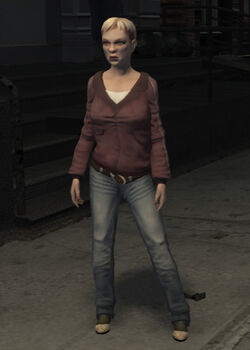 Sara-GTAIV-RandomCharactersPed