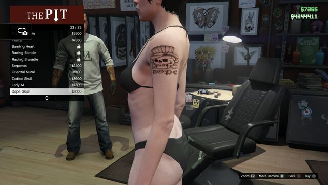 File:Tattoo GTAV-Online Female Left Arm Dope Skull.jpg